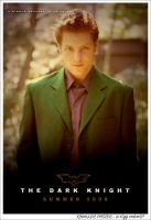 Jamie Bamber as The Riddler by kyg