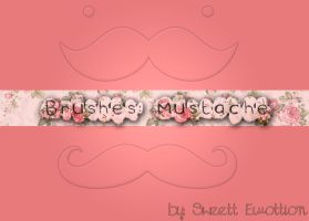 Brushes Mustache by SweettEmottion