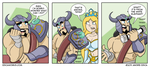 Tryndamere's past time by ierdna