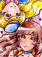 Aire and Pokediged-ACEO Nr. 59 by Ririko