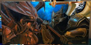 Imperius-vs.-Diablo by d1eSELxxxx