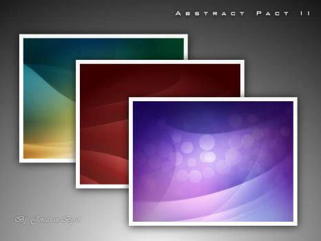 Abstract Wallpaper Pack II by Falco101