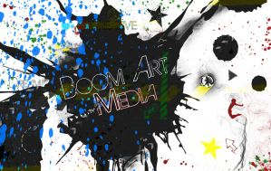 boom art media by tinfire