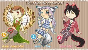 Forest Adopts (Closed) by BrandonL-Adopts