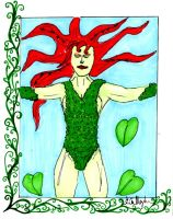 Poison Ivy by Anthony-Callaghan
