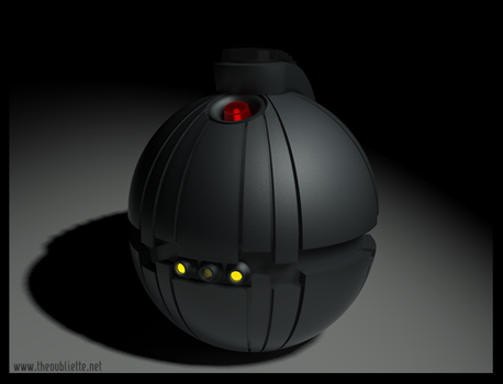 Thermal Detonator: Digital Version by The-Oubliette