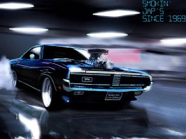 American Muscle - Car Fake by King-German-Fool