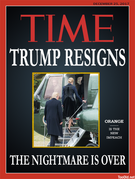 Trump Resigns by PopeyeTheoB
