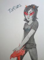 More Terezi by teddy529