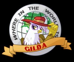 where in the world is Gilda? by CSImadmax