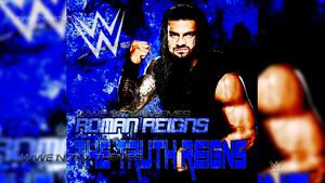 WWE Roman Reigns Custom Cover by thewrestlingthemeshd