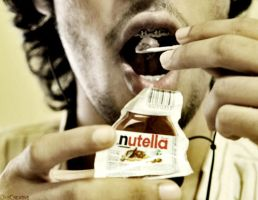 I Luv Nutella by dxbcreative