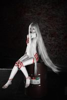 Shiro Deadman Wonderland by frosel