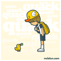 duck by mclelun