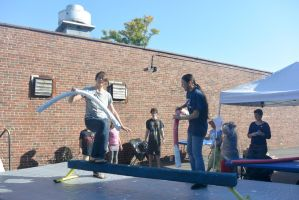 2014 Fluff Fest, Fluff Jousting 15 by Miss-Tbones