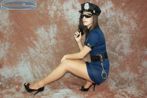 Bad Cop by PantyhoseClass