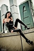 Latex City by SexMishN