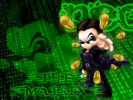 Neo - The Matrix by agent-waway