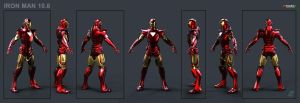 IRON MAN 10.8 by patokali