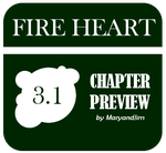 Fire Heart preview of chapter 3 by MaryandJim