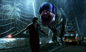 Agge the T-rex by WitchyGmod