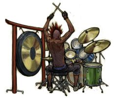 drummer boy by NIW