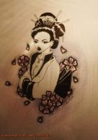 Geisha! by LightningCracks