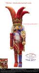 Fooling Nutcracker by YBsilon-Stock