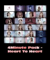 Heart To Heart Pack by MilkYo