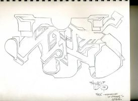 blackbook layout by nickybeats