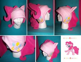 Pinkie Pie hat - MLP by SumiCo
