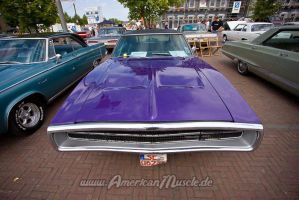 Plum Crazy 70 Charger by AmericanMuscle