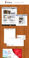 Corporate Branding. Brochure.Logo.Web Design.Print by princepal