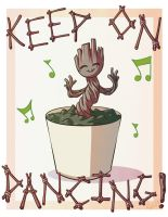 GOTG - groot by RasTear