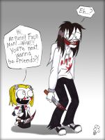 Lenore's New Playmate by Piddies0709