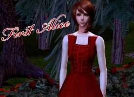 First Alice VOCALOID:Sims 2 by NegativeDanna