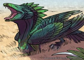 2012: Aceo Trade - Luthera, Digital by WrendingRae