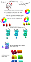 Color Combinations Advice by AishaxNekox