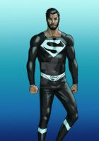 Pre Flashpoint Superman today 18 10 2015 by LucasBoltagon