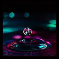 Floating Orb by Chareen
