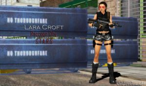 S.T.A.R.S Lara Croft  (XPS Re-Updated 3) by bstylez