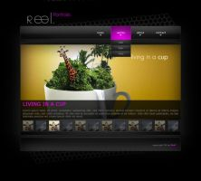 Real v2, Web by Real-ArtZ
