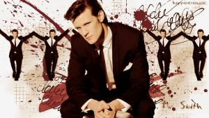 Matt Smith Wallpaper 10 by HappinessIsMusic