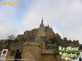 Le Mont St Michel 9  day by SpotlessDestiny