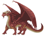 Red Dragon by Brueh