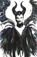 Maleficent by SpaciousInterior