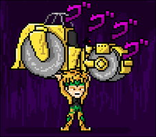Yare Yare Daze... Do you even lift, DIO?! by Ratmanxx