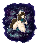 :Commission: ** Stars will guide you home ** by Narnicorn