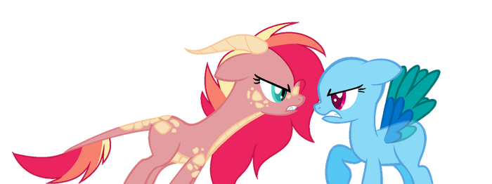 What'd you say about my parents? (Collab) by AngeI-Bites