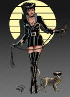haute couture catwoman Q 1 by FTacito